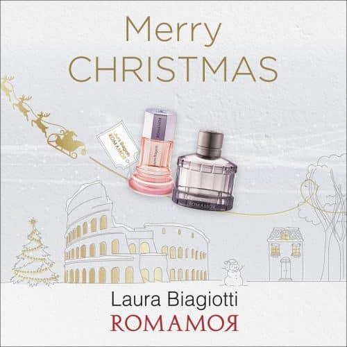 Laura Biagiotti - le nuove fragranze per i vostri regali di Natale