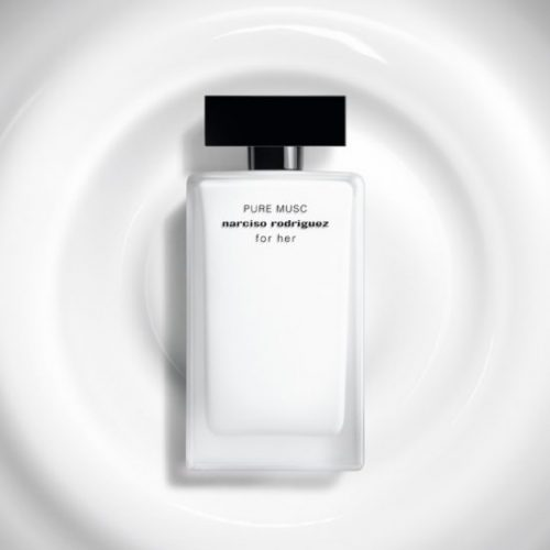 Da Profumerie Piselli nuovo profumo femminile Pure Musc Narciso Rodriguez