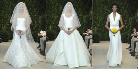 Carolina Herrera abiti da sposa
