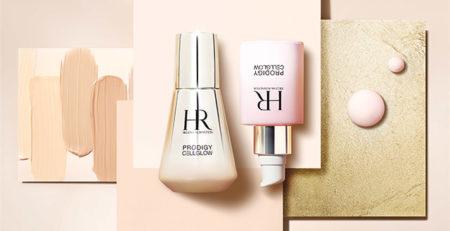 The Sheer Rosy UV fluid Helena Rubinstein