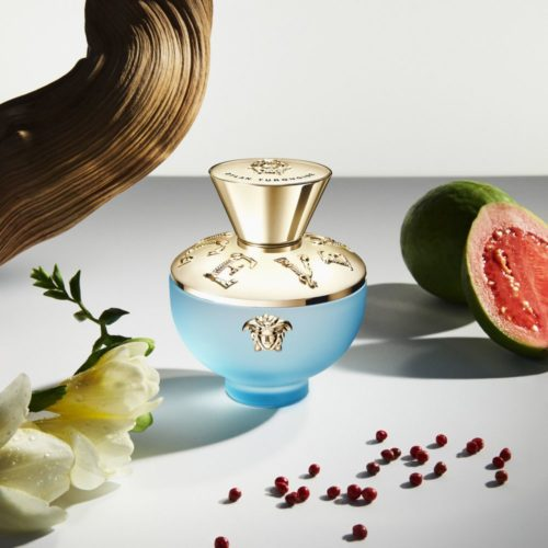 Dylan Turquoise femminile Versace nuovo