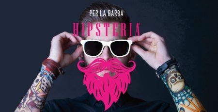 Hipsteria la cosmetica per la barba