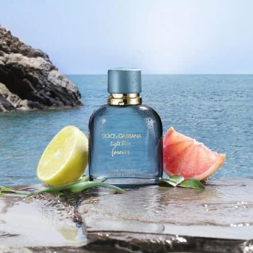 Nuovo Light Blue Forever maschile eau de parfum